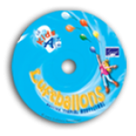 CD - Luftballons Kids Α (CD2)