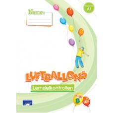 Lernzielkontrollen - Luftballons Kids Β