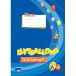 Wörterheft - Luftballons Kids A