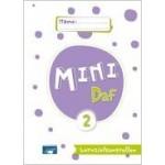 Mini DaF 2 Lernzielkontrollen