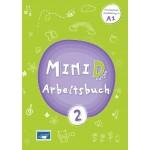 Mini Deutsch 2 - Arbeitsbuch