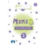 Mini Deutsch 2 - Lernzielkontrollen