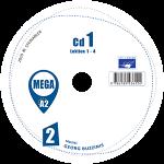 CD - MEGA B1 (CD1)