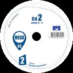 CD - MEGA B1 (CD2)
