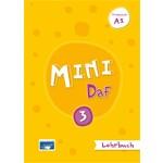 Mini DaF 3 - Lehrbuch