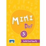 Mini DaF 3 - Wörterheft