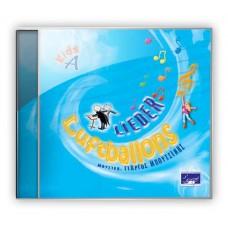 CD - Luftballons Kids Α - Lieder