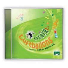 CD - Luftballons Kids Β - Lieder